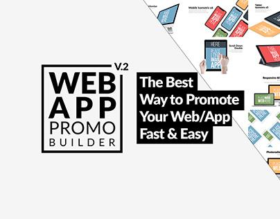 Web App Promo Builder